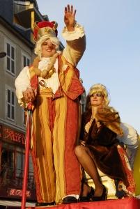 Carnaval Béarnais à Pau