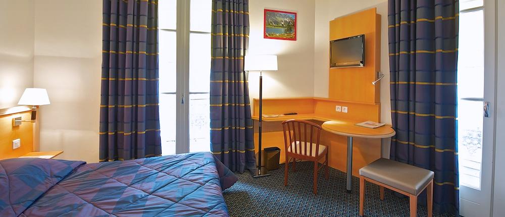 Chambre 1 personne Hôtel le Bourbon Pau